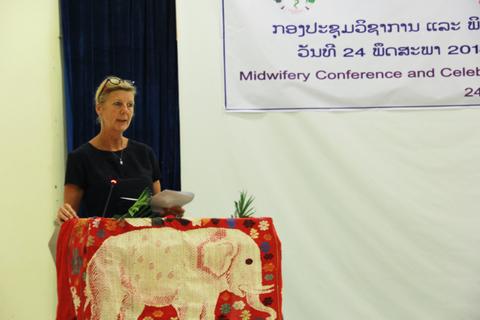 said Ms. Frederika Meijer, UNFPA Lao PDR Representative